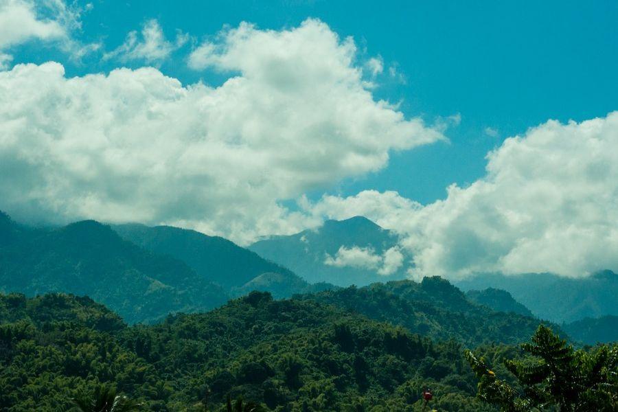 Blue en John Crow Mountains