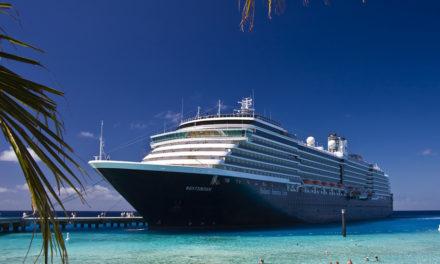 Vijf manieren om aan boord van een cruiseschip gezond te eten
