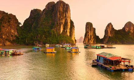 De hoogtepunten voor een rondreis door Vietnam