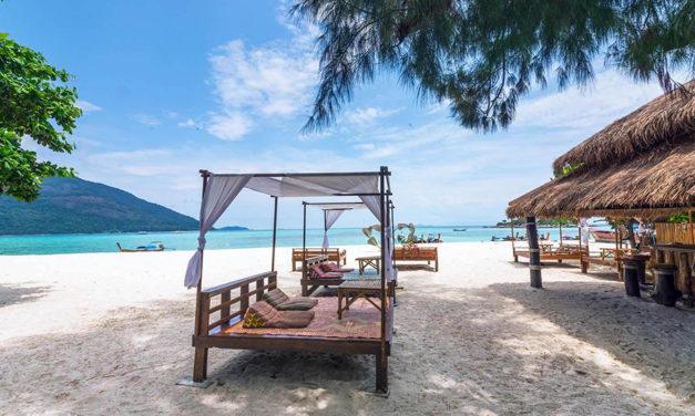 Beste seizoen rondreis Thailand