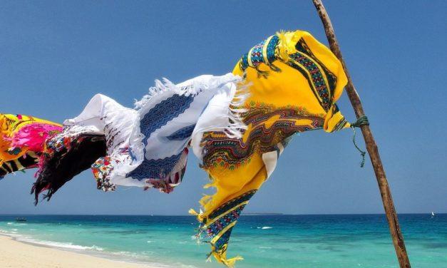 De beste winterzon vind je voor de kust van Tanzania