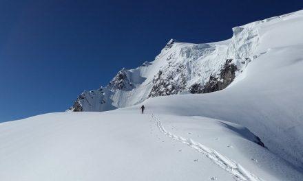 Gletsjerskiën met het hele gezin