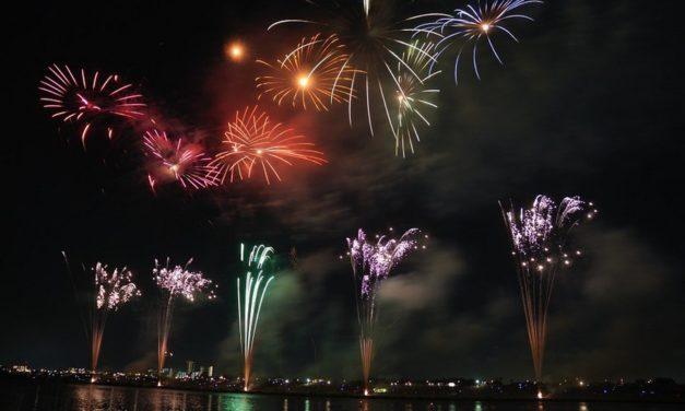 7 plaatsen waar je het Nieuwjaarsvuurwerk bijgewoond moet hebben