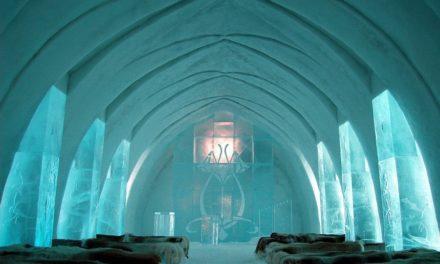 Dit zijn de coolste ijshotels