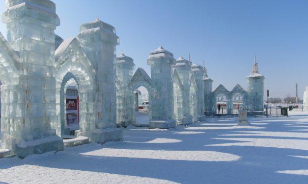 Deze 8 plaatsen zijn mooier in de winter