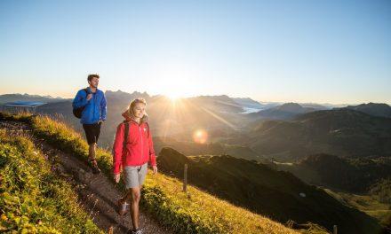 Wandelen in Kitzbühel