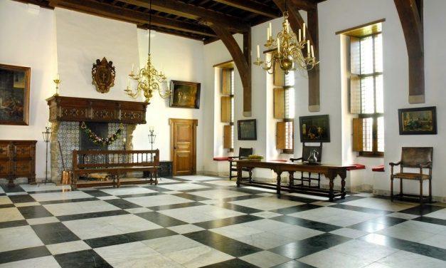 Beroemde Nederlandse kasteelbewoners- en gasten