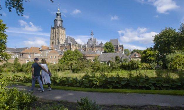 Unieke fiets- en wandelroutes in de Nederlandse Hanzesteden
