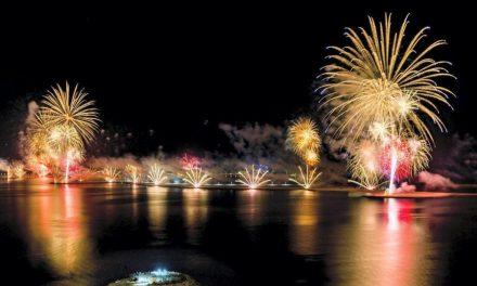 7 x origineel het nieuwe jaar in met een spannende tocht over tijdszones heen!