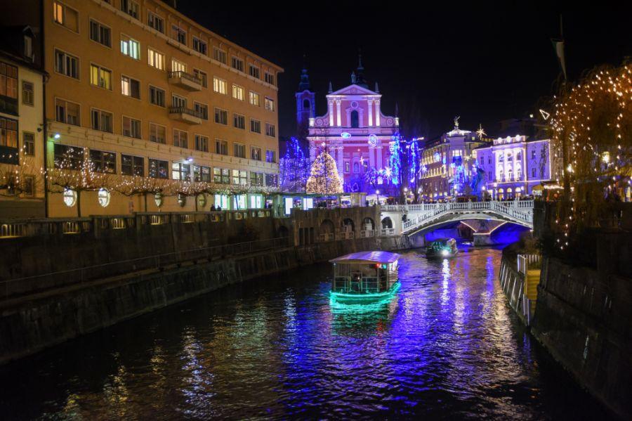 Sneeuw, romantiek en wintermagie in Slovenië