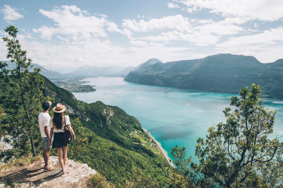 10 prachtige meren in Frankrijk